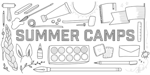 Art Camps at the Artist Shop