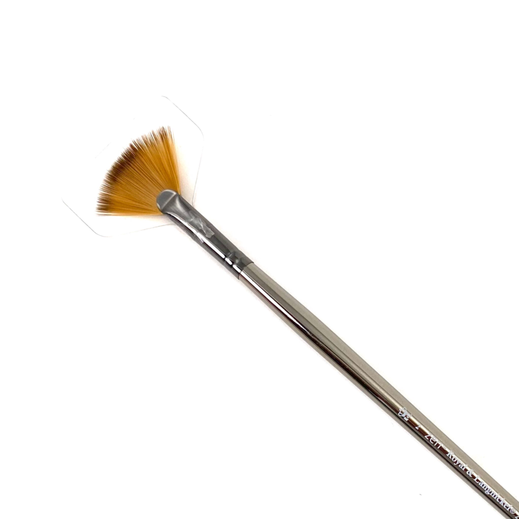 Royal & Langnickle Zen Long Handle Brushes - 43 Series - Fan / 2 by Royal & Langnickle - K. A. Artist Shop