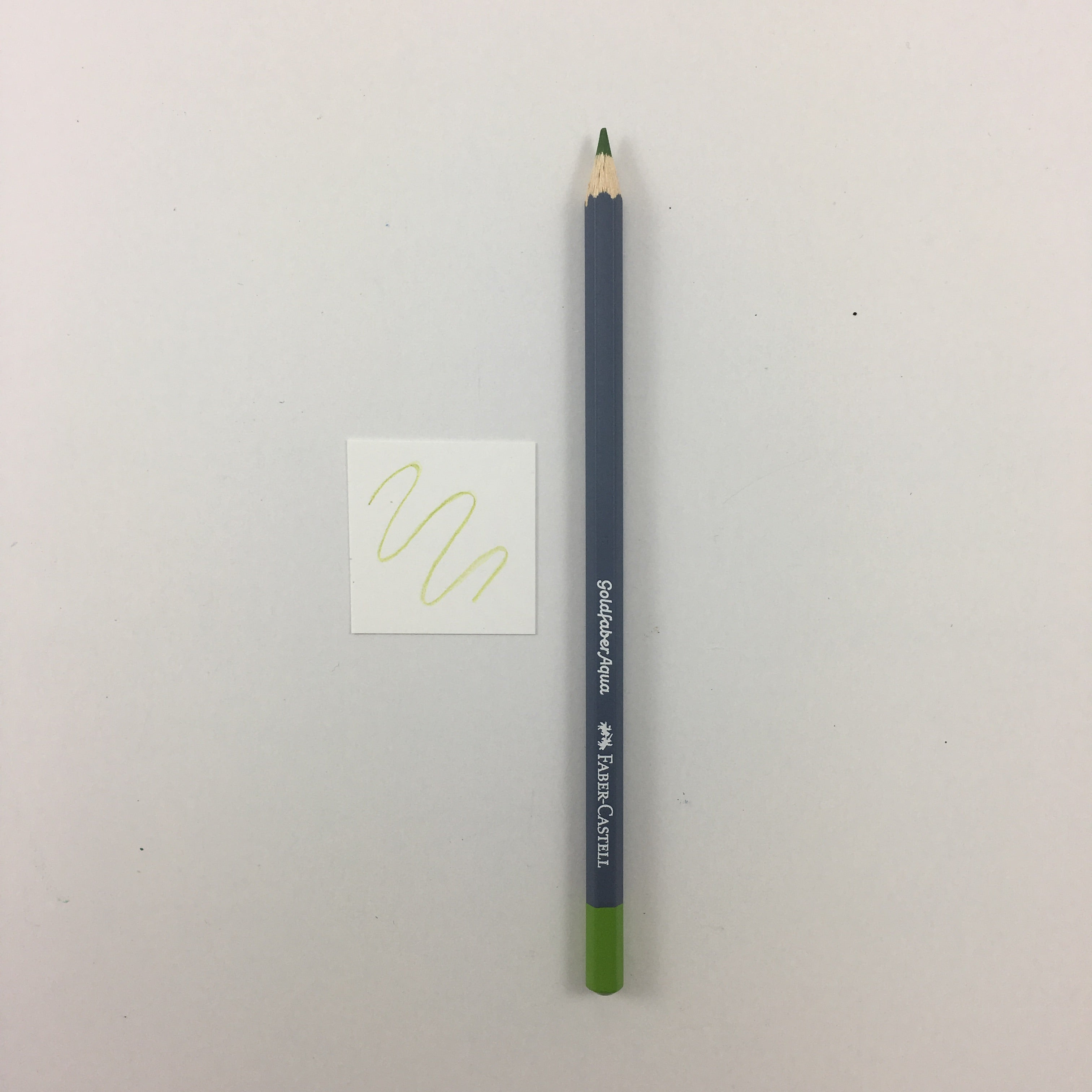 Faber-Castell Goldfaber Aqua Watercolor Pencils - Individuals - 170 - May Green by Faber-Castell - K. A. Artist Shop