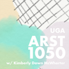 "UGA Class Kit - ARST 1050: ""Drawing 1"" with Kimberly McWhorter"