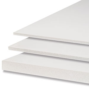 Elmer's White Individual Foam Board - 3/16 inch Thickness - by Elmer's - K. A. Artist Shop
