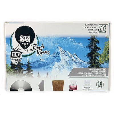 Bob Ross Paint Set