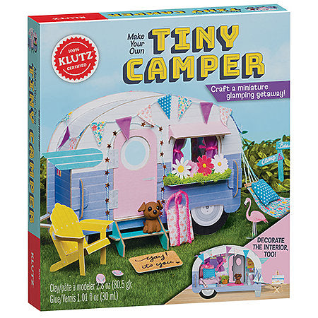 Make Your Own Tiny Camper Kit