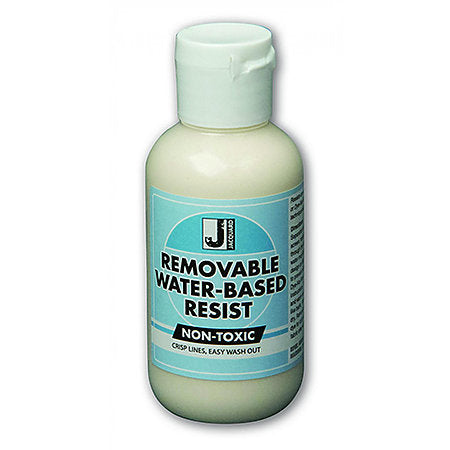 Jacquard Removable Water-Based Resist - 2.25 fl oz. - by Jacquard - K. A. Artist Shop