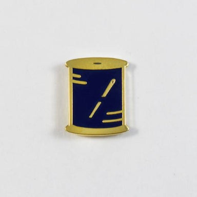 City of Industry Thread Enamel Pin - by City of Industry - K. A. Artist Shop