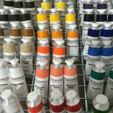 Williamsburg Handmade Oil Paints - 37ml tubes - by Williamsburg - K. A. Artist Shop