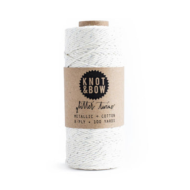 Glitter Twine by Knot & Bow - by Knot & Bow - K. A. Artist Shop