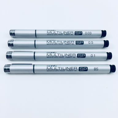 Copic Multiliner SP - by Copic - K. A. Artist Shop