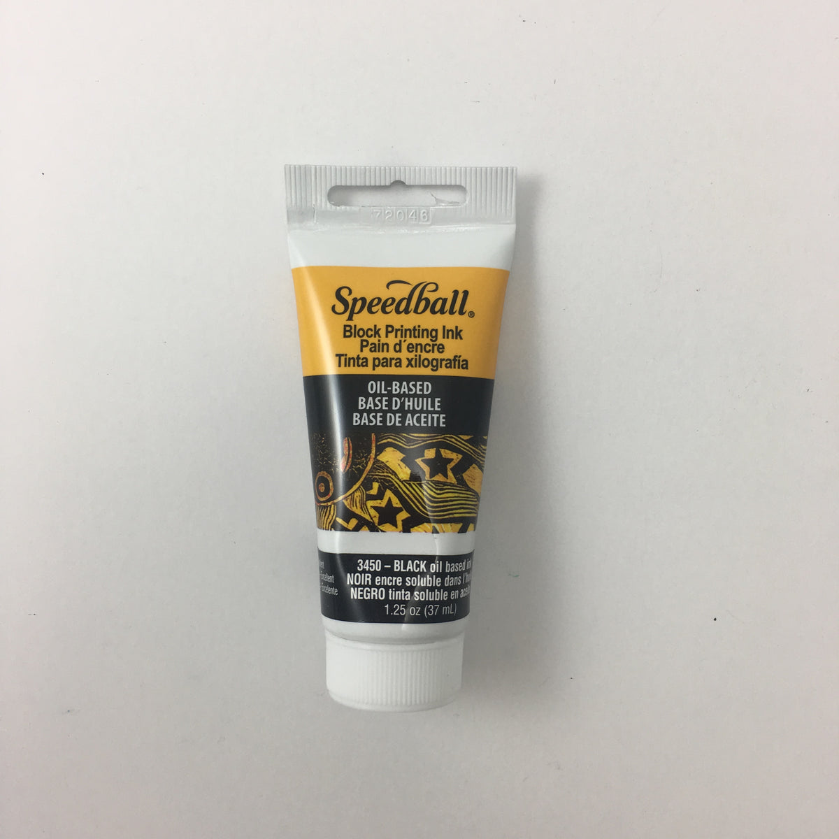 Speedball Block Printing Ink - Oil Based - 1.25 oz.