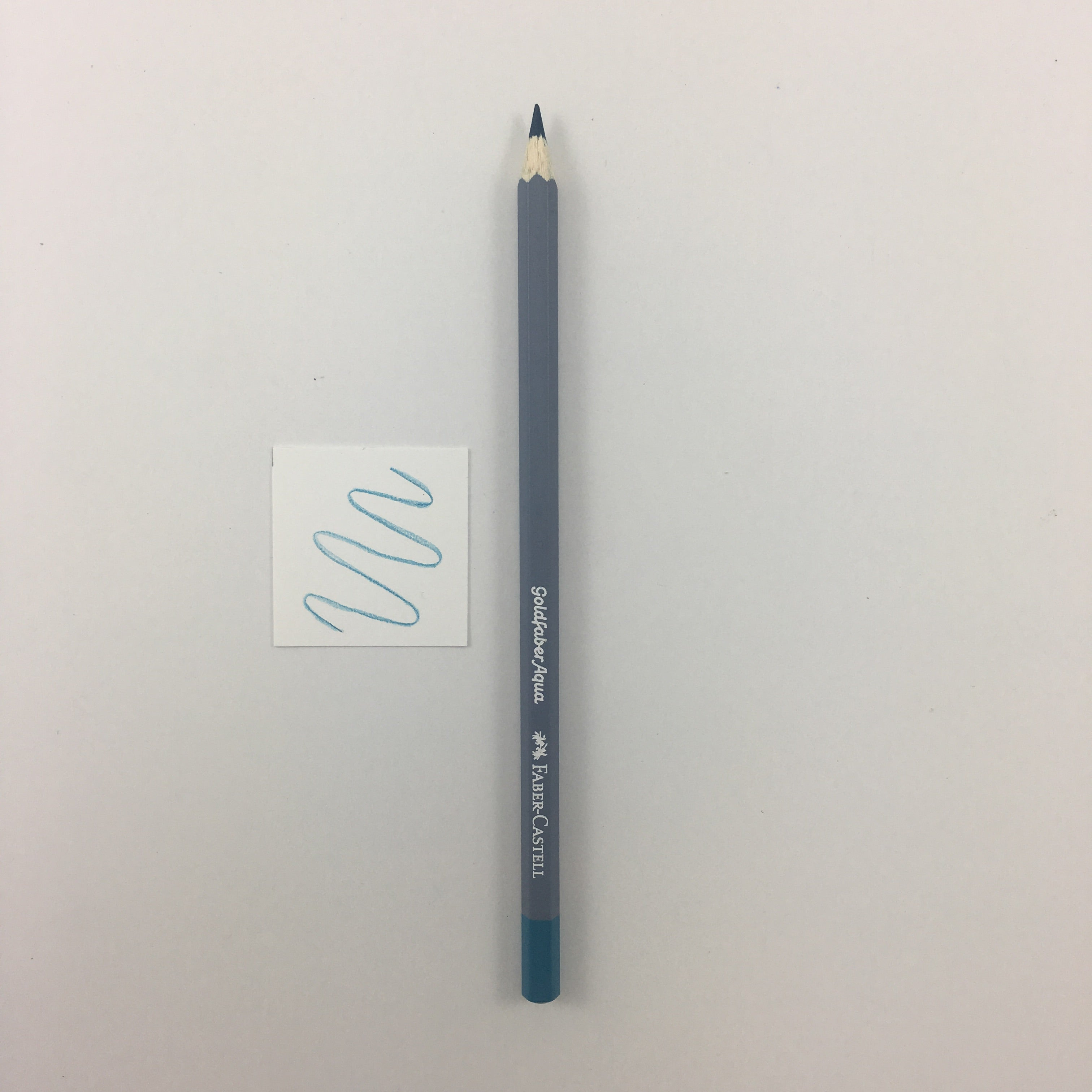 Faber-Castell Goldfaber Aqua Watercolor Pencils - Individuals - 151 - Helioblue-Reddish by Faber-Castell - K. A. Artist Shop