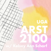 "UGA Class Kit - ARST 2100: ""Intro to Painting"" with Kelsey Ann Scharf"
