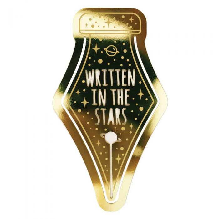 """Written in the Stars"" Bookmark"
