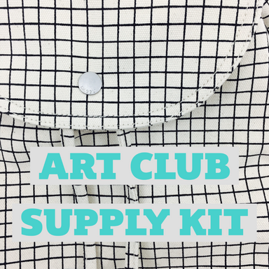 Supply Kit for Art Club and Art Club Jr. - by Various - K. A. Artist Shop