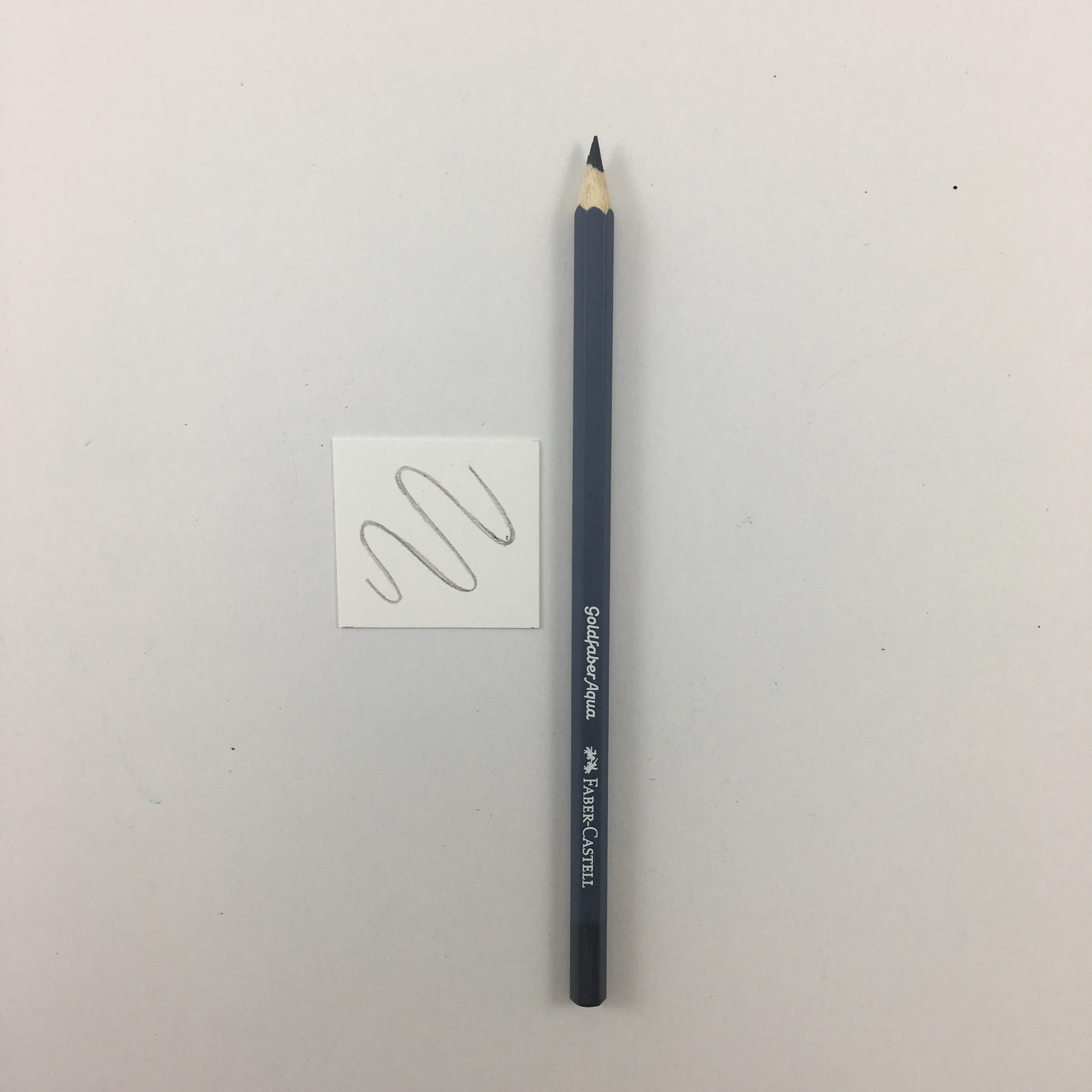 Faber-Castell Goldfaber Aqua Watercolor Pencils - Individuals - 233 - Cold Gray IV by Faber-Castell - K. A. Artist Shop