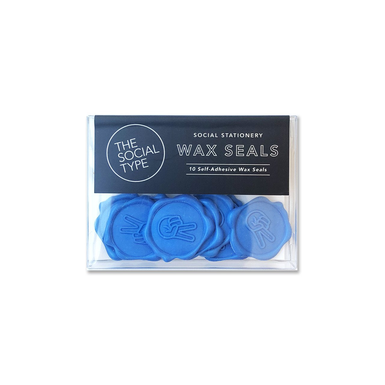 Peace Wax Seals by the Social Type - by The Social Type - K. A. Artist Shop