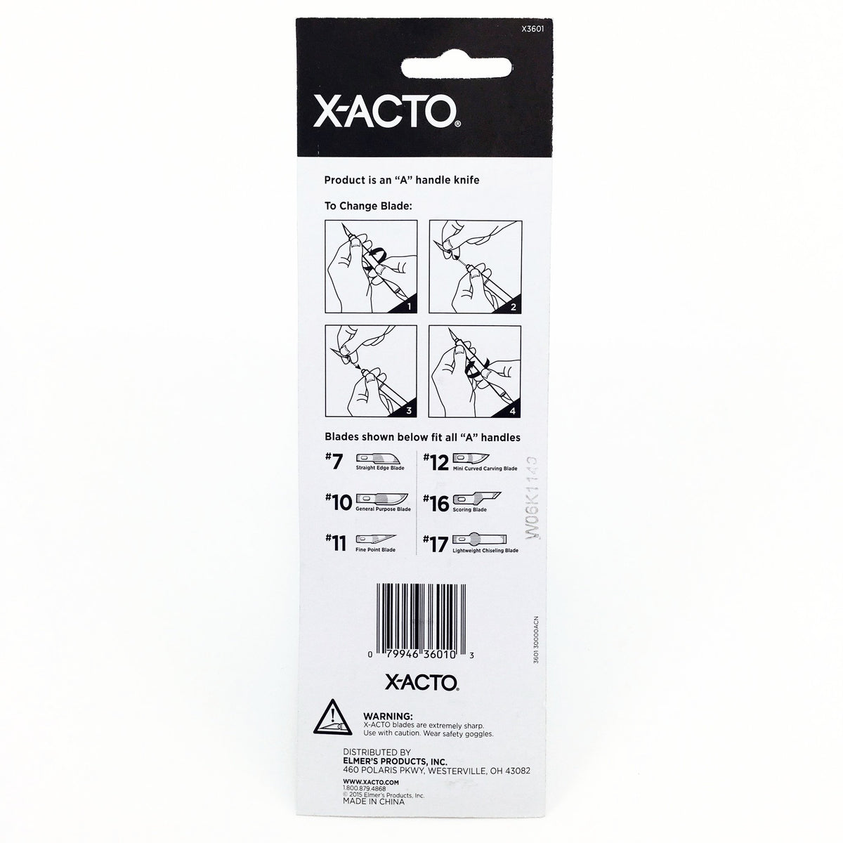 X-Acto #1 Knife with Safety Cap