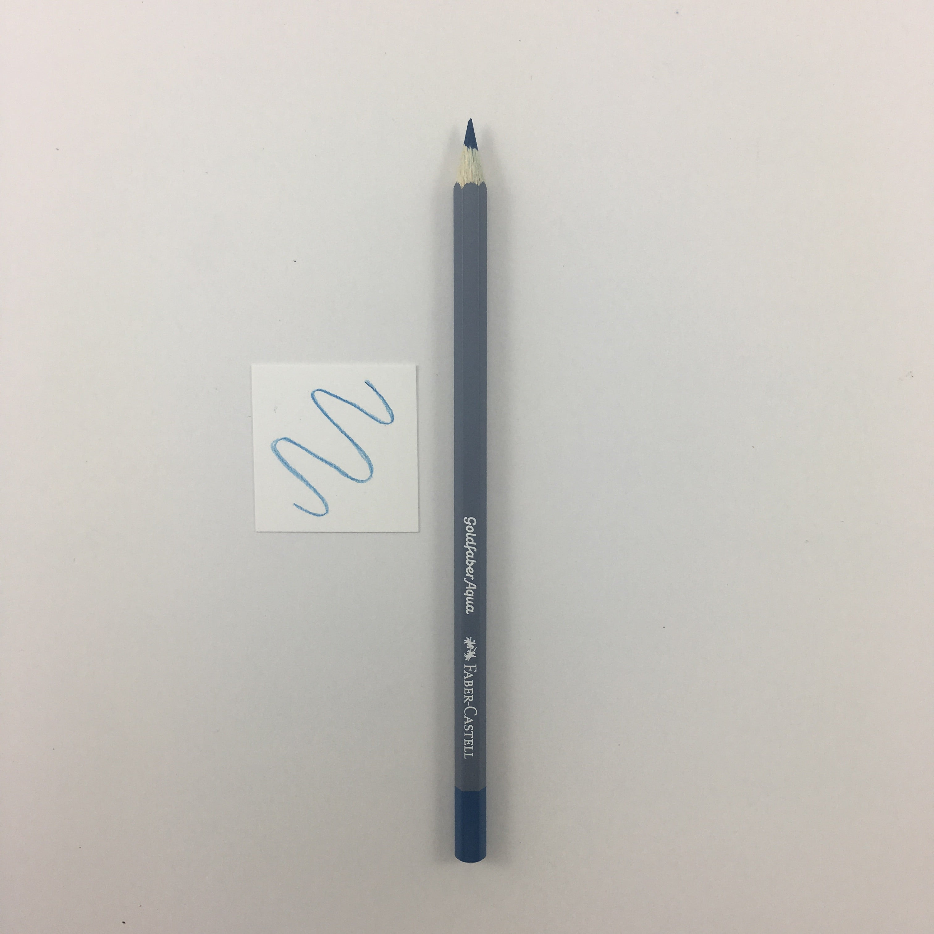 Faber-Castell Goldfaber Aqua Watercolor Pencils - Individuals - 149 - Bluish Turquoise by Faber-Castell - K. A. Artist Shop