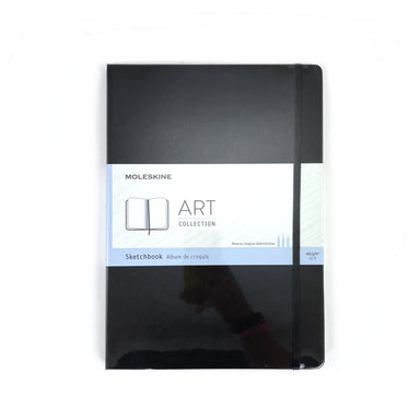 Moleskine Art Collection Sketchbook - 8.5 x 12 inches by Moleskine - K. A. Artist Shop