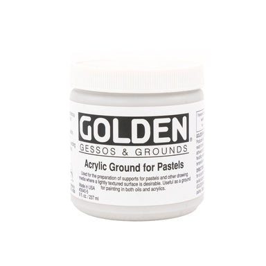 Golden Acrylic Ground for Pastels - 8oz. - by Golden - K. A. Artist Shop
