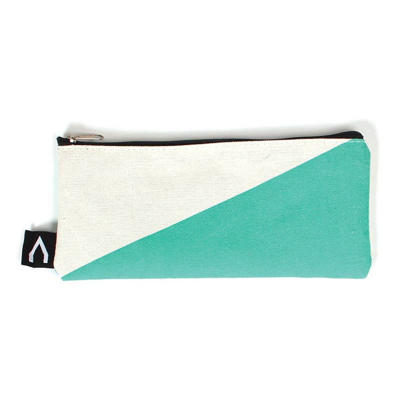 Salsa Pencil Case by Gautier Studio - Green by Gautier Studio - K. A. Artist Shop