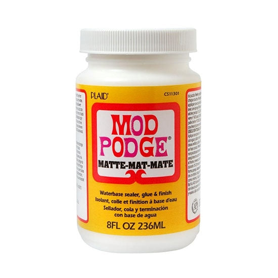 Mod Podge Water-Based Sealer - Matte - 8 oz