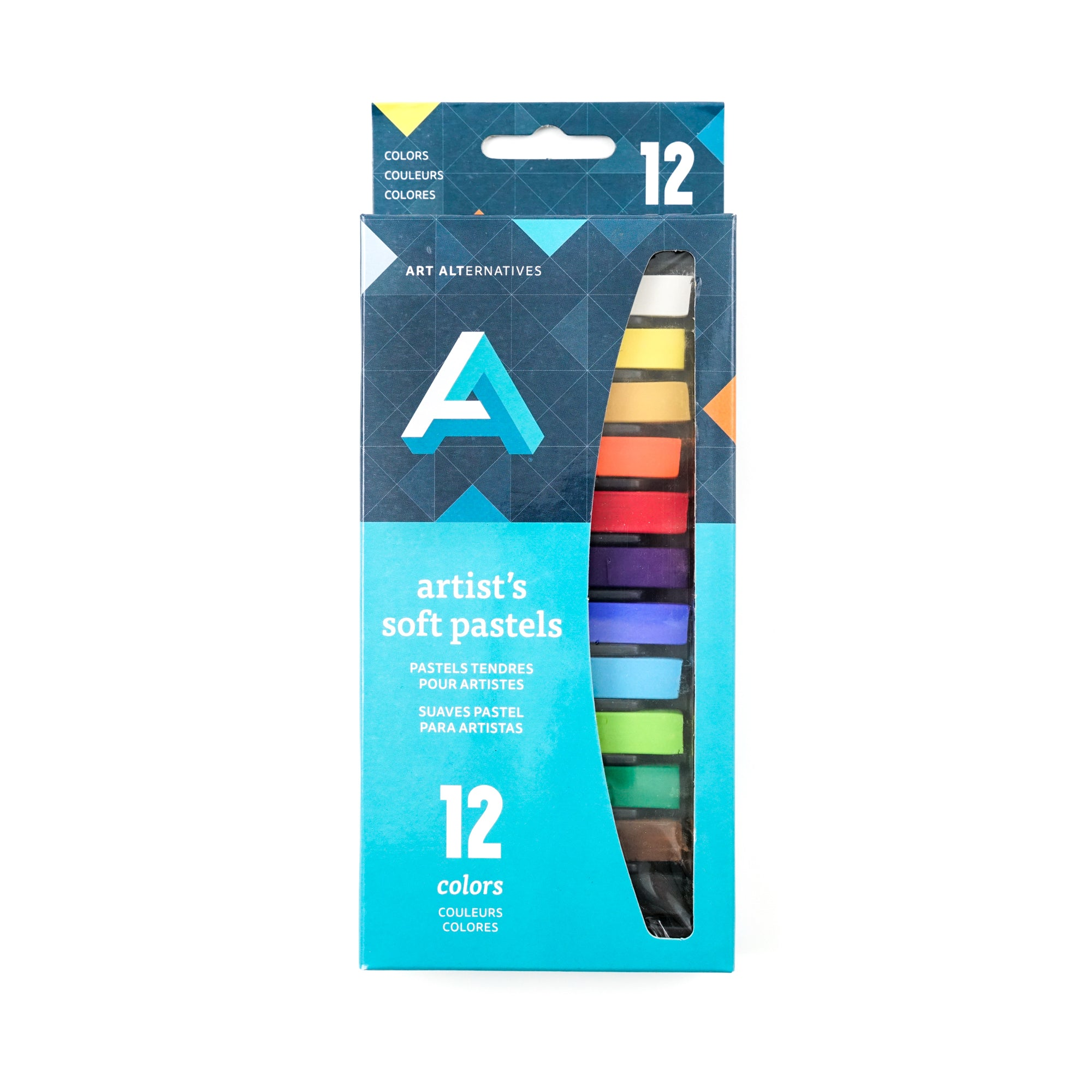 Art Alternatives Artist Soft Pastel Set - Assorted Colors