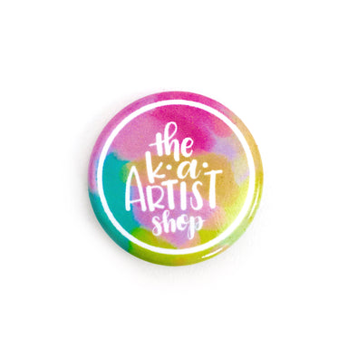 Artist Shop Button - by K. A. Artist Shop - K. A. Artist Shop