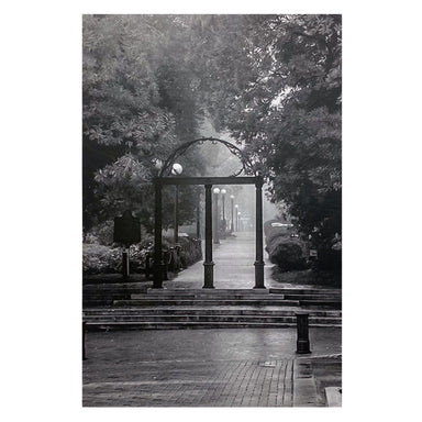 Athens, GA Postcards by Frances Berry - The Arch At UGA - by Frances Berry - K. A. Artist Shop