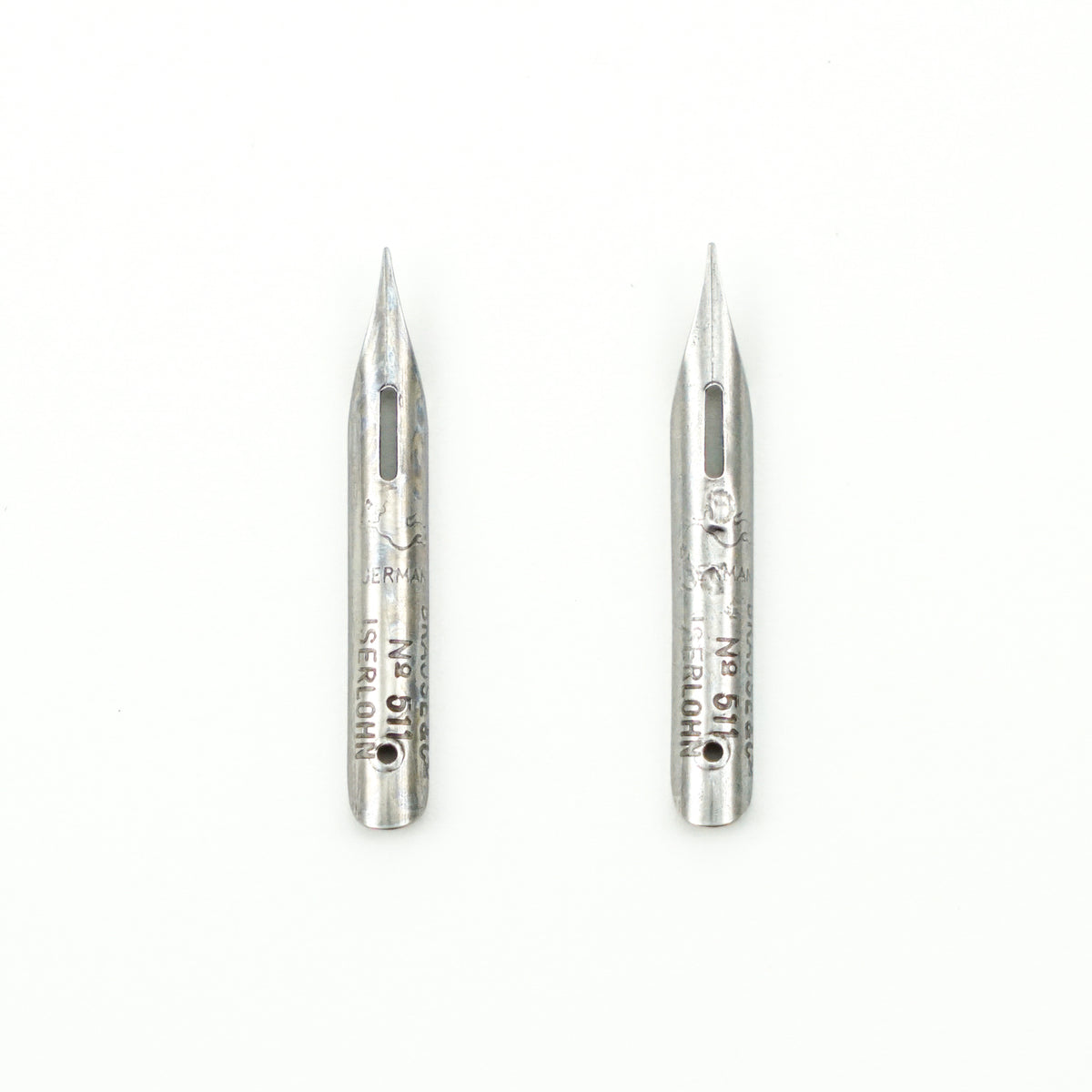 Brause 511 Drawing / Calligraphy Nibs - 2/pack