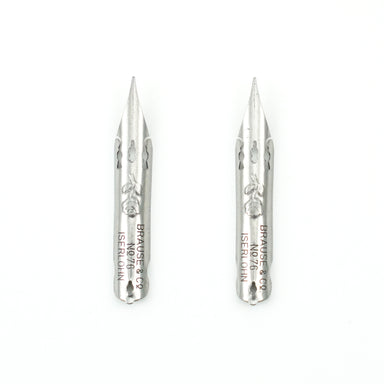 Brause Rose Drawing / Calligraphy Nibs - 2/pack - Brause Rose Nibs- 2/pack by Brause - K. A. Artist Shop