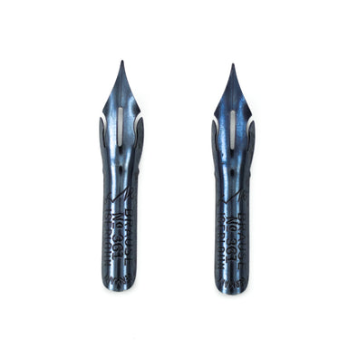 "Brause Steno ""Blue Pumpkin"" Drawing / Calligraphy Nibs- 2/pack - Brause Steno ""Blue Pumpkin"" Nibs- 2/pack by Brause - K. A. Artist Shop"