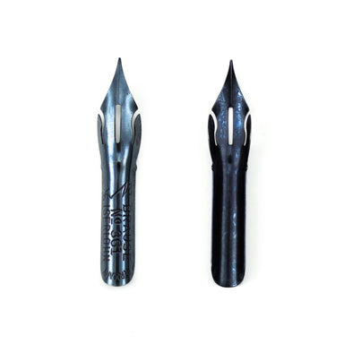 "Brause Steno ""Blue Pumpkin"" Drawing / Calligraphy Nibs- 2/pack - by Brause - K. A. Artist Shop"