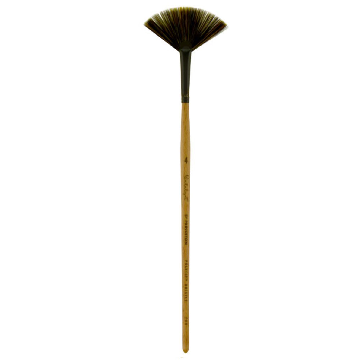 Princeton Catalyst Polytip Bristle Short-Handle Paint Brushes