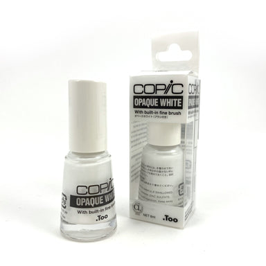 Copic Opaque White (Water-Based Pigment) - 6ml - by Copic - K. A. Artist Shop