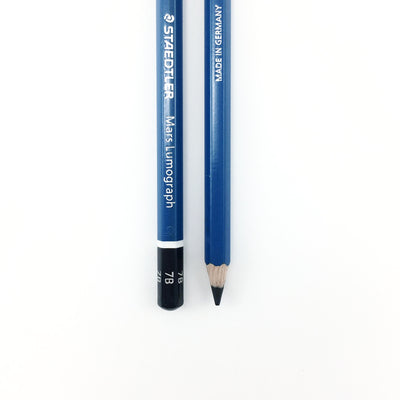 Staedtler Mars Lumograph Drawing Pencil