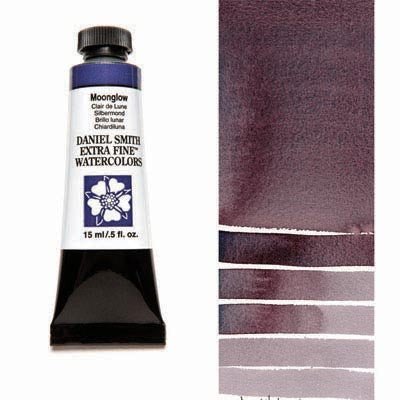 Daniel Smith Extra Fine Watercolors - 15ml / 5 fl. oz. - Moonglow by Daniel Smith - K. A. Artist Shop