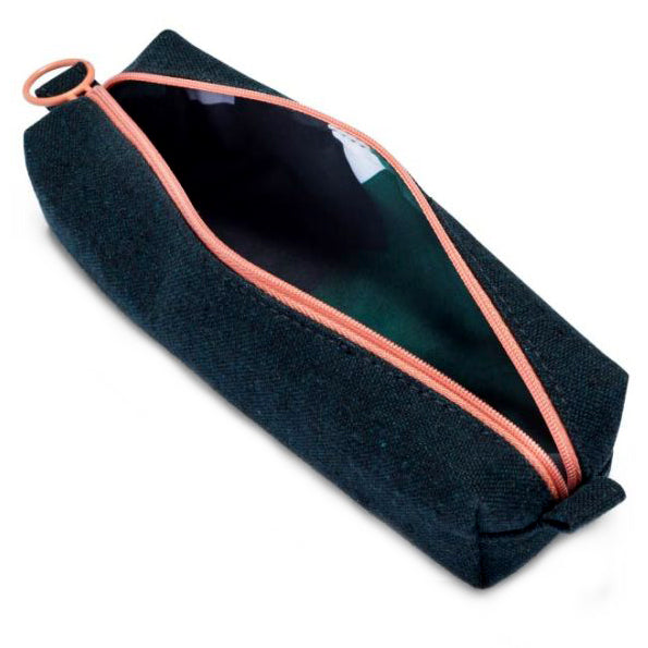 Darling Clementine R.P.S. Pencil Case - Dark Green by Darling Clementine - K. A. Artist Shop