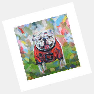 """Dog Days"" Print by Mallory Moye - by Mallory Moye - K. A. Artist Shop"