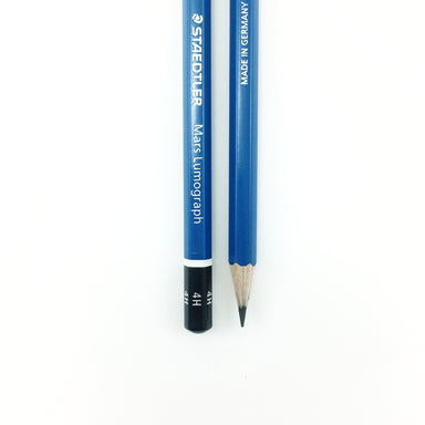 Staedtler Mars Lumograph Drawing Pencil - 4H by Staedtler - K. A. Artist Shop