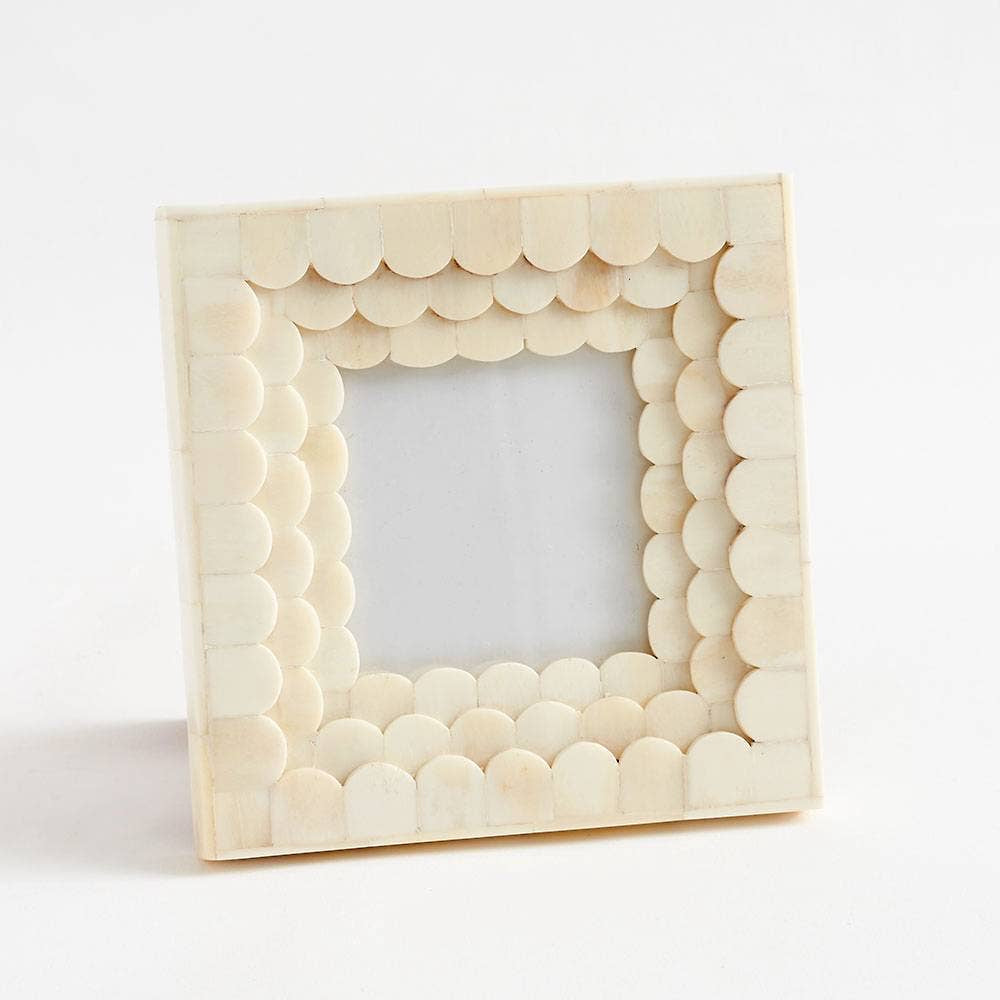 Scalloped Inlaid Frame - by Paper Source - K. A. Artist Shop