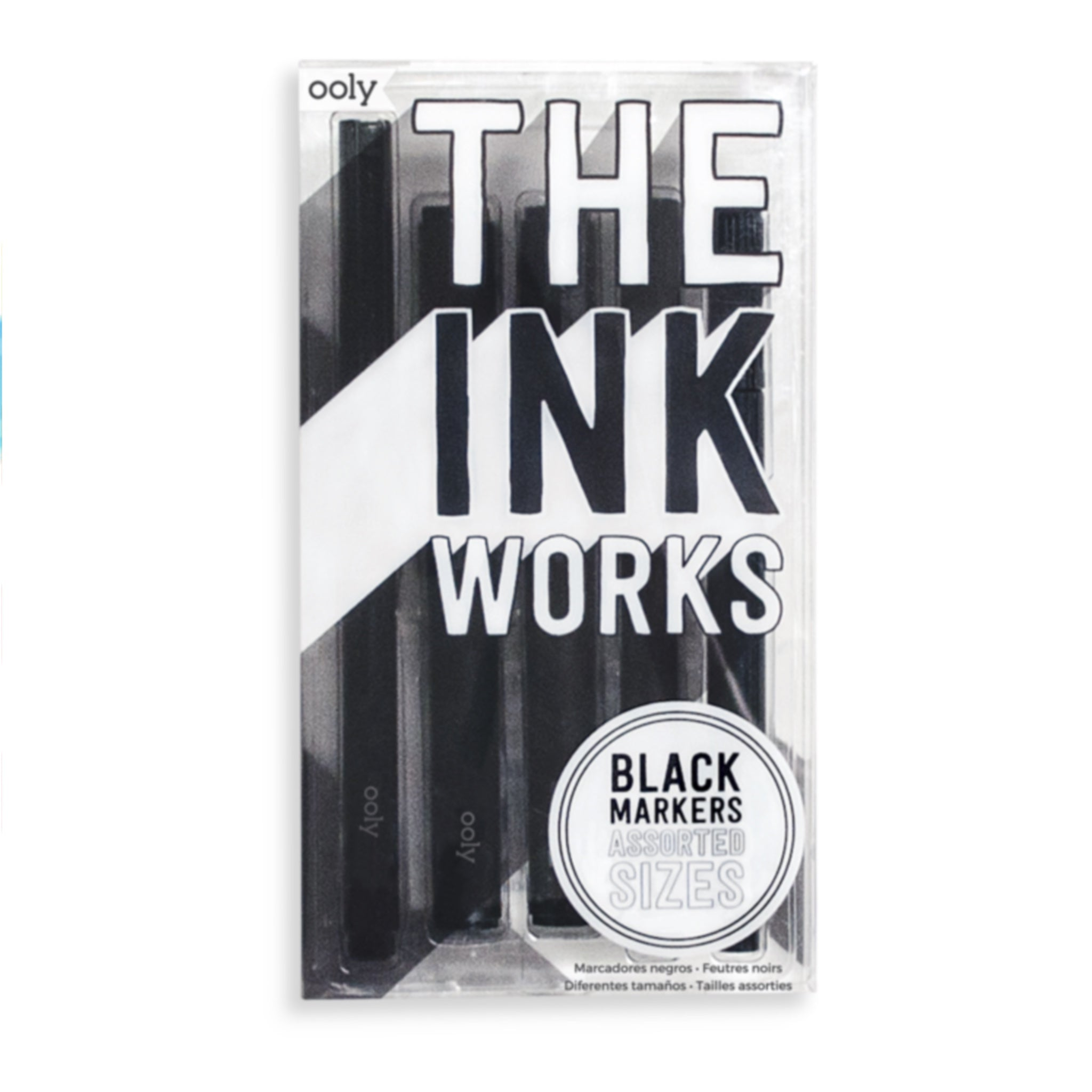 Ooly The Ink Works Markers - Set of 5 - by Ooly - K. A. Artist Shop