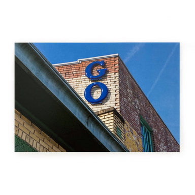Athens, GA Postcards by Frances Berry - Go Bar - by Frances Berry - K. A. Artist Shop