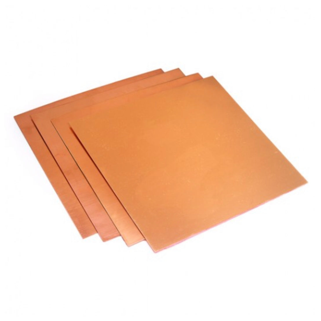 Copper Metal Sheet - by Contenti - K. A. Artist Shop