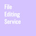 File Editing Service - Scanned or Photographed Images - by K. A. Artist Shop Services - K. A. Artist Shop