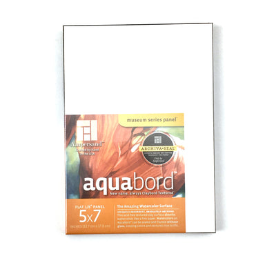 Ampersand Aquabord - 3 pack - 5x7 inches - by Ampersand - K. A. Artist Shop