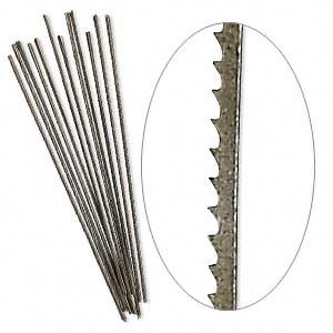 Jeweler's Saw Blades - 12/pk - by Contenti - K. A. Artist Shop