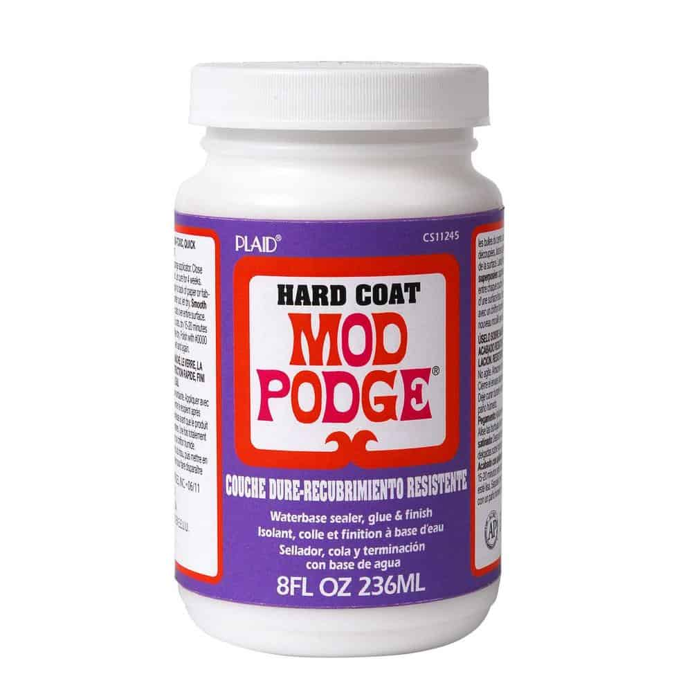 Mod Podge Water-Based Sealer - Hard Coat - 8 oz