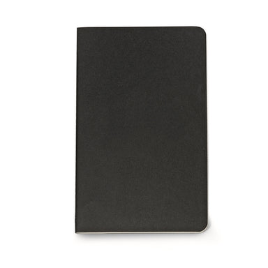 Moleskine Cahier Journals - 5 x 8.25 inches - Individual Notebook - Black / Dot Grid by Moleskine - K. A. Artist Shop