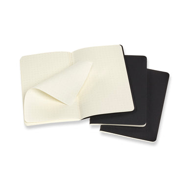 Moleskine Cahier Journals - 3.5 x 5.5 inches - Set of 3 Notebooks - by Moleskine - K. A. Artist Shop