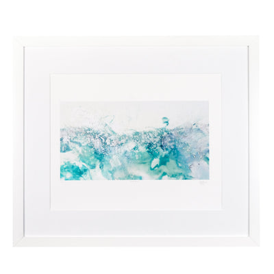 """Ocean's Breath"" - 16 x 20 inches - Limited Edition Prints by Catherine Lucky Chang"